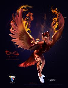 Phoenix Shoe Ad